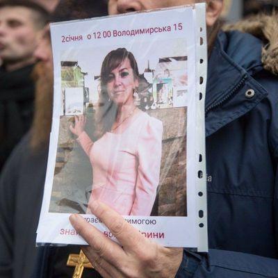 Убийство Ноздровской: с правозащитницей прощаются в ее родном селе