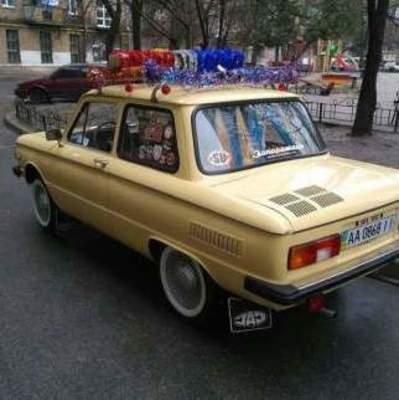 «Новый экипаж для перехвата скоростных нарушителей выходит на патрулирование дорог Киева»: в соцсетях веселятся