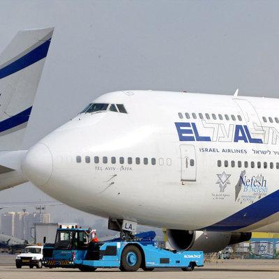 Израильская авиакомпания отказывается от лоу-кост концепции на рейсах Киев - Тель-Авив