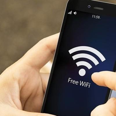 Бесплатный Wi-Fi заработал в центре Киева