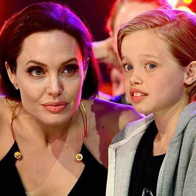 Дочь Анджелины Джоли и и Брэда Питта попола в больницу