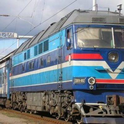 Поезд «Лисичанск - Киев - Хмельницкий» изменит график движения