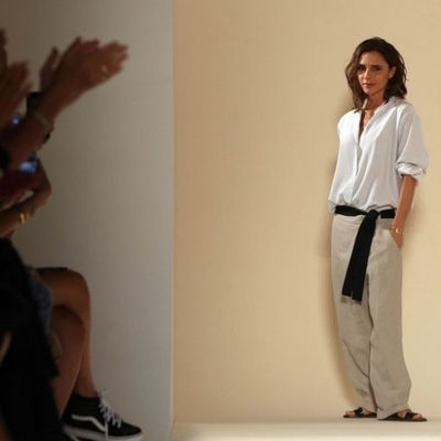 Виктория Бекхэмвпервые покажет коллекцию на неделе моды в Лондоне