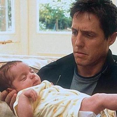 Хью Грант готовится в пятый раз стать отцом