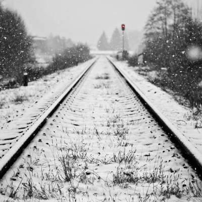 Во Львове на железнодорожном пути нашли труп