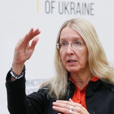 Супрун дала совет, что делать украинцам, которые контактировали с больными корью
