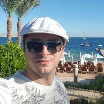 Сергей Притула поделился фото из Египта