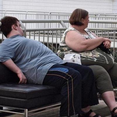 Супруги сбросили половину своего веса ради ночи любви