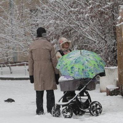 Зима набирает силу: в Украине похолодает