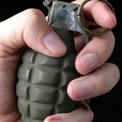 Неизвестные бросили гранату во двор частного дома