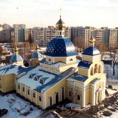 В Киеве ограбили храм и разбросали по полу святые дары (фото)