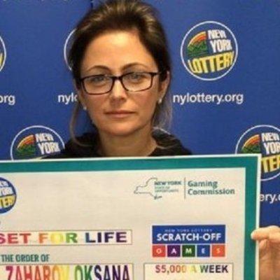 Украинка в Нью-Йорке выиграла 5 миллионов долларов