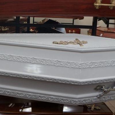 Мертвая женщина в гробу родила ребенка