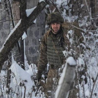 В зоне АТО бойцы ВСУ задержали диверсанта