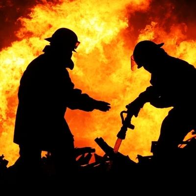 В пожаре из-за сигарет в Полтавской области погибли 2 мужчин