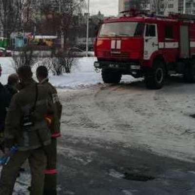 В Киеве во время пожара погиб дедушка в собственной постели