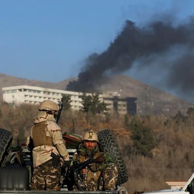В Киев прилетели украинцы, выжившие при теракте в Кабуле