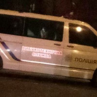 В Киеве в мусорном баке нашли гранатомет (фото)