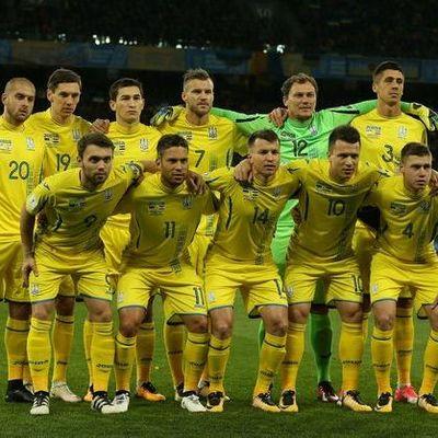 Сборная Украины узнала соперников в группе Лиги наций