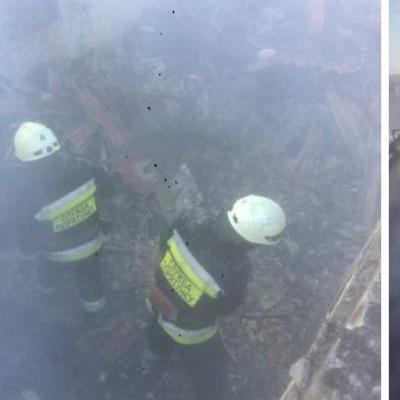 В Днепре при пожаре погибло 5 тысяч перепелок