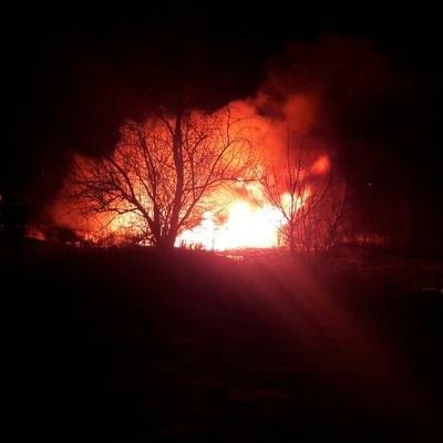 Из-за падения вертолета в Кременчуге около 50 домов остались без света, – ГосЧС