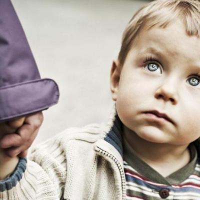 Муж жестоко убил жену на глазах у ребенка