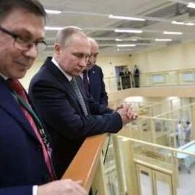 Путин шокировал Сеть поведением в «роддоме»