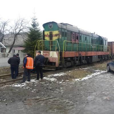 Во Львовской области локомотив наехал на 12-летнего мальчика