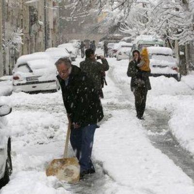 В понедельник в Киеве синоптики прогнозируют гололедицу и сильные порывы ветра