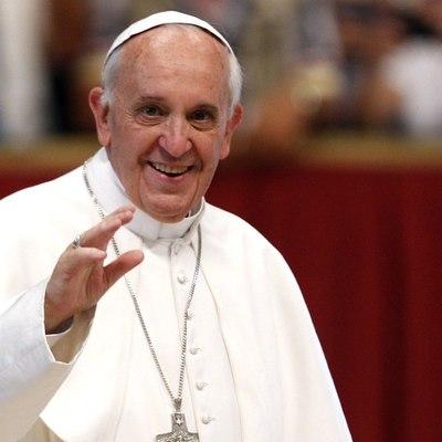 Папа Римский Франциск поделился секретом: начинаю и заканчиваю день «по-украински»