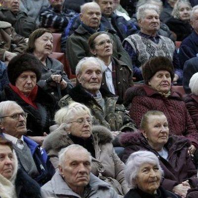 Украина вошла в топ-30 «самых старых» стран по возрасту населения