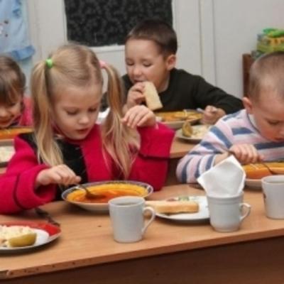На Житомирщине в детском садике кормили детей опасным мясом