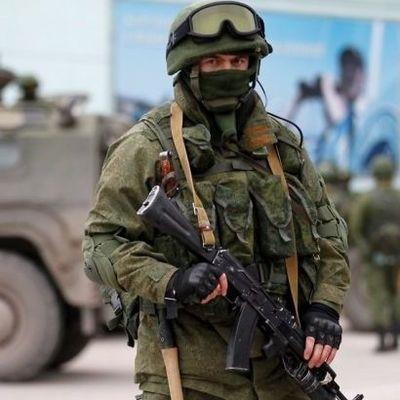Украинские военные отбили у российских боевиков Новоалександровку