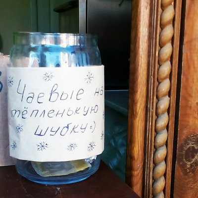 В Киеве ищут вора, который украл банку с чаевыми из кофейни (видео)