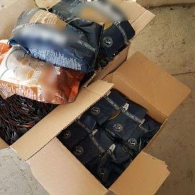 Кофе идешь пить?: Под Киевом тоннами подделывали кофе известных марок (фото)