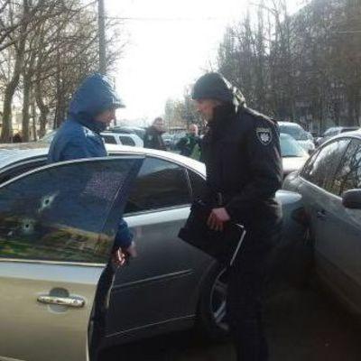 В Одессе неподалеку от детской площадки жителей напугала стрельба