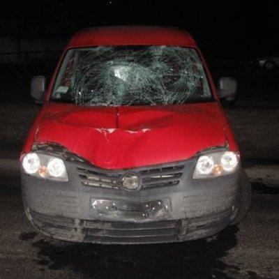 На Буковине подросток насмерть сбил пешехода на родительской машине