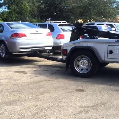 Мужчина угнал эвакуатор в отместку за отогнанный на штрафстоянку автомобиль
