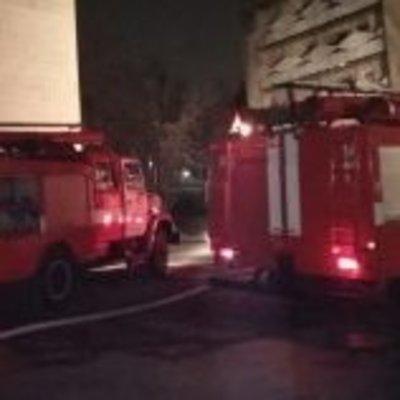 В Киевской детской психбольнице произошел пожар