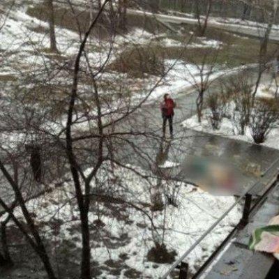 В Харькове пенсионер покончил с собой на глазах у свидетелей
