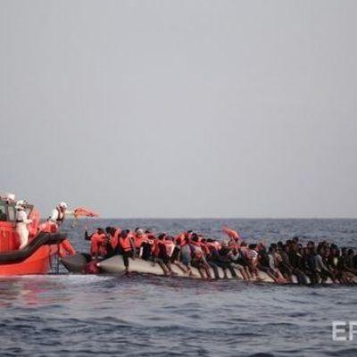 Возле берегов испанской Мелильи нашли тела 16 мигрантов