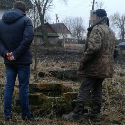 Житель села на Житомирщине нашел в колодце останки новорожденного