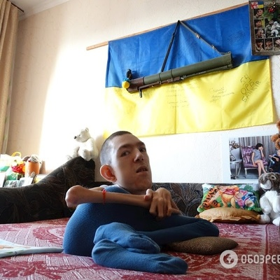 Когда мне поставили диагноз, отец начал пить и бить мать: история киевлянина с тяжелой болезнью