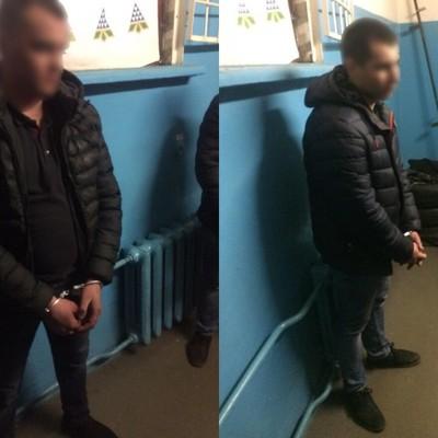 В киевском метро пьяные избили полицейского