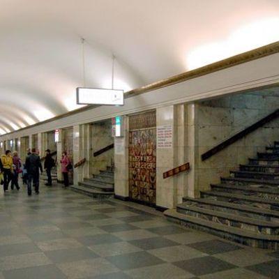 В Киеве снесут 121 киоск в подземке станции