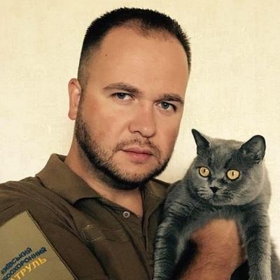 Получает зарплату рыбой: киевский рыбоохранный патруль взял на службу кошку
