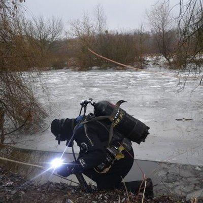 В Луцке нашли тело ребенка, который провалился под лед 12 дней назад
