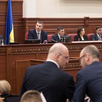 Кличко подвел итоги работы киевской власти за 2017 и рассказал о планах на 2018