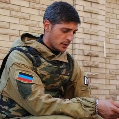 Известный журналист рассказал, что террориста «Гиви» ликвидировали украинские спецслужбы