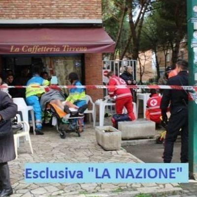 В Италии мотоциклист открыл стрельбу по прохожим